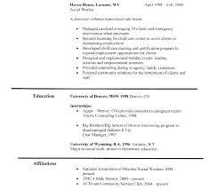 social worker resume worker resume family social worker resume professional skills