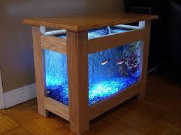fish tank coffee table diy aquarium furniture inspiration ideas for your home aquariums diy