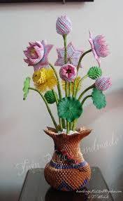 3d Flower Vase 190 Best 3d Origami Images On Pinterest Paper Modular Origami