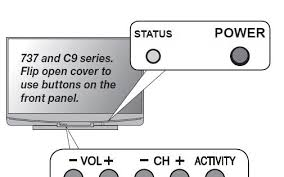 my mitsubishi tv has sound but no picture what could be wrong