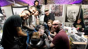 the 13th international london tattoo convention can u0027t come soon