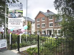 eaton lodge churchill retirement apartments in chester