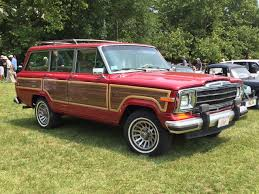 jeep wagoneer 1990 cc capsule 1990 jeep grand wagoneer u2013 coffee colored and out for