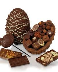 filled easter eggs chocolate easter eggs with a twist my sweet tooth beckons
