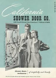 history u2014 california shower door