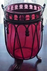 Antique Cranberry Glass Vase 121 Best Cranberry Glass Images On Pinterest Cranberry Glass
