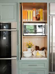 cabinet doors that slide back new kitchen storage ideas doors appliance garage and storage ideas