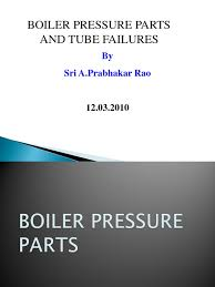 boiler pressure parts u0026 tube failure boiler corrosion