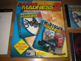 motocross madness game motocross madness 2 till pc big box på tradera com racing pc
