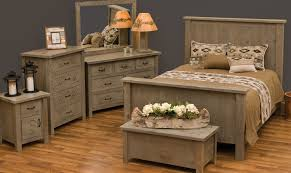 Driftwood Bedroom Furniture Frontier Traditional Bed Or Headboard Only Driftwood Finish