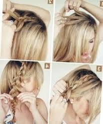 Hochsteckfrisurenen Selber Machen Glatte Haare by Festliche Frisur Selber Machen Http Stylehaare Info 208