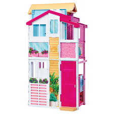 barbie 3 story townhouse 100 00 hamleys for barbie 3story zoom