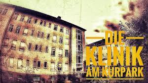 Kurpark Bad Oeynhausen Lost Places Die Klinik Am Kurpark Deutschland Germany Urban
