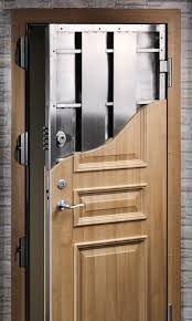 Residential Security Doors Exterior Custom Security Doors High Tech Security Doors