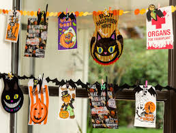 5 frighteningly fun diy halloween countdown calendar ideas