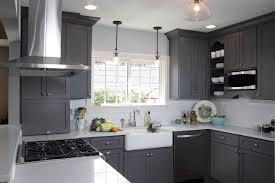 traditional design gray kitchen island stainless steel modern bar