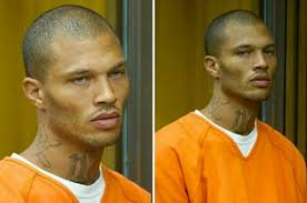jeremy meeks signs modeling contract pigs prepare to fly the
