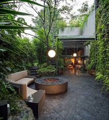 lavish outdoors stunning courtyards and a cloak of greenery