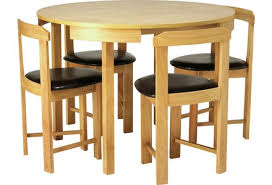Space Saving Dining Tables Go Argos - Space saving dining room tables
