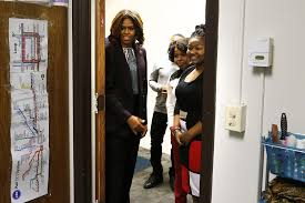 Howard University Dorm Rooms - first lady meets with chicago students in d c tribunedigital