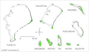 map of tuvalu maps of tuvalu