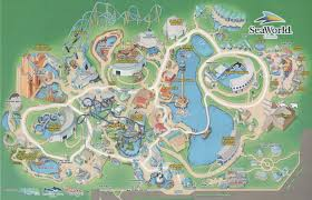 San Diego Map Of Hotels by Sea World Maps Seaworld Military Discounts U2013 Seaworld Military