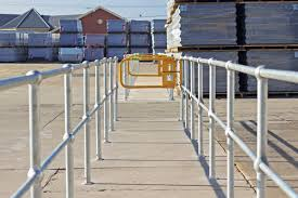 Banister Ball Guardrails Safety Barrier Systems Handrails