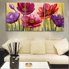 Modern Wall Art Set Of Three Paintings Abstract Paintings 3pcs Canvas Set Modern