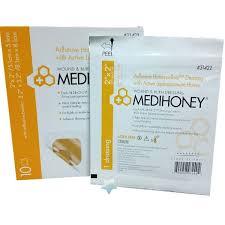 medihoney hydrocolloid dressings adhesive u0026 non adhesive manuka honey