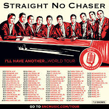 straight no chaser fan club presale fan club pre sale is available now at straight no chaser