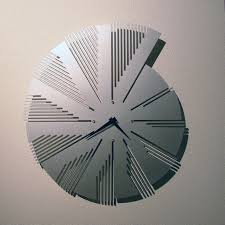 make a statement with artist made wall clocks artful home