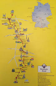 Rothenburg Germany Map by Cycling Along The Romantic Road In Bavaria 1 U2013 Peiting To Wies