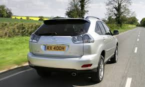 view the lexus rx hybrid lexus rx estate review 2003 2009 parkers