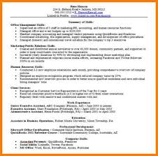 Communication Skills On Resume Examples by 10 Skill Resume Example Brasil Tropical Show
