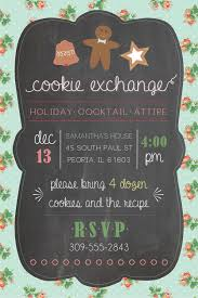 christmas cookie invitations christmas lights decoration