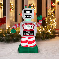 Holiday Blow Up Decorations Decorations Walmart Com Christmas Lights Blow Up Christmas