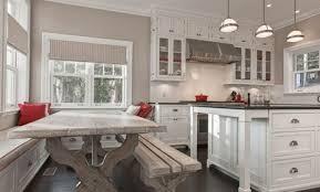 la cuisine limoges déco banquette de cuisine classique blanche 88 limoges