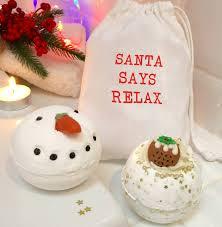 Bath Gift Sets Christmas Bath Bomb Luxury Gift Set By Pink Pineapple Home U0026 Gifts
