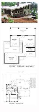 house plans modern small modern cabin house plan by freegreen energy efficient