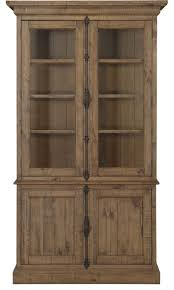 Farmhouse China Cabinet Magnussen Willoughby China Cabinet Farmhouse China Cabinets