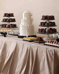 wedding cake table ideas 39 amazing dessert tables martha stewart weddings