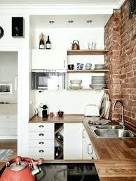 decorer une cuisine amenager une cuisine pas cher 1 la cuisine americaine ikea avec mur
