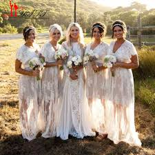 popular bohemian bridesmaid gown buy cheap bohemian bridesmaid