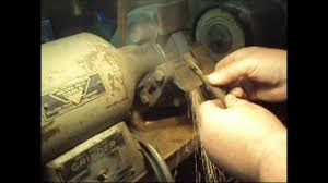 Old Bench Grinder Safe Operation Of A Bench Grinder A Video Tutorial From Old