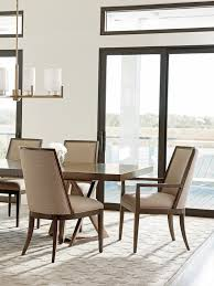 Upholstered Dining Room Chairs With Arms Zavala Ellipsis Upholstered Arm Chair Lexington Home Brands