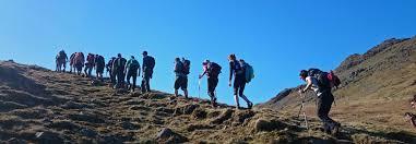 Challenge Uk Bhf Lakes Peaks Challenge Trek Challenge To Uk