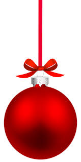 christmas cocktails clipart red hanging christmas ball png clipart best web clipart