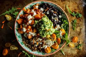 cuisine quinoa cuban quinoa bowl with spicy lemon cashew dressing christo
