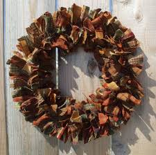 cheap fall wreaths popsugar smart living
