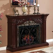 electric fireplace media center white big lots entertainment tv